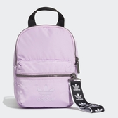 ADIDAS MINI BACKPACK 粉紫 後背包 迷你 小包 (布魯克林) FL9618