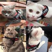 貓繩子貓牽引溜貓繩栓貓繩背帶遛貓繩貓咪牽引繩貓鍊狗鍊子小型犬