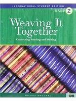 二手書博民逛書店 《Ise-Weaving It Together Bk2 2e》 R2Y ISBN:1413020461│BROUKAL