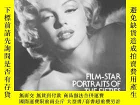 二手書博民逛書店Film-star罕見Portraits Of The FiftiesY255562 Kobal, John
