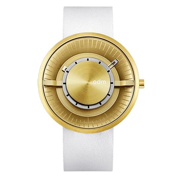 【odm】REVERSE逆轉系列工業風設計腕錶-白金款/DD173-03/台灣總代理公司貨享兩年保固