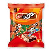 77迷你乳加巧克力(袋)123g【合迷雅好物超級商城】