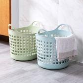 洗衣籃鏤空大號髒衣籃浴室洗衣籃客廳玩具衣物收納籃髒衣服收納筐HL 年貨必備 免運直出