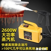 高溫高壓蒸汽清潔機清洗機家用廚房油煙機油污空調家電蒸汽清洗機 220vNMS創意空間