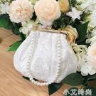 2020新款優雅古風漢服手提包女搭配旗袍的包包繡花手拎包古裝小包 蘿莉新品