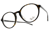 RayBan光學眼鏡RB7173F 2012 (琥珀棕) 新時尚造型款 # 金橘眼鏡
