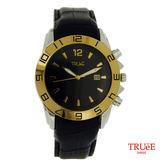 瑞士TRUeE 瑞時寶嘉 TA150116 帥氣時尚腕錶 (40mm)