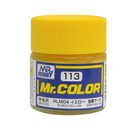 GSI 郡氏 MR.COLOR 組裝模型工具113 RLM04黃色 半光澤一戰德國空軍 硝基漆油性顏料TOYeGO 玩具e哥