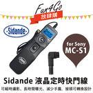 放肆購 Kamera Sidande RS-S1 RM-S1AM 液晶定時電子快門線 可換接頭 Sony A500 A450 A350 A300 A200 A100 MC-S1