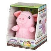 TAKARA TOMY 迴聲寵物-粉紅豬