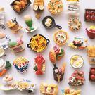 廚房樹脂磁性冰箱貼磁扣【步行者戶外生活館】