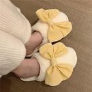 韓版少女心ins可愛毛毛拖鞋女秋冬時尚仙女風居家用棉拖鞋 韓國時尚週