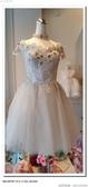 (45 Design高雄實體店面) 現貨零碼-極速出貨-特賣出清 大尺寸 小尺寸洋裝 短禮服 媽媽服伴娘 S132