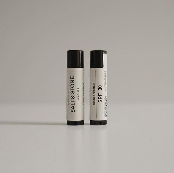 SALT & STONE - SPF 30 Lip Balm - 防曬護唇膏