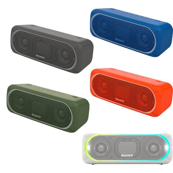 ★107/5/13前送KKBOX儲值卡 SONY EXTRA BASS 炫彩燈光可攜式藍芽喇叭 SRS-XB30