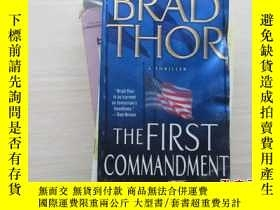 二手書博民逛書店The罕見First Commandment[第一戒律]【114