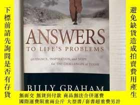 二手書博民逛書店Answers罕見To Life's ProblemsY2670 Billy Graham W Publish