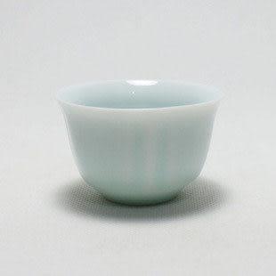 龍泉青瓷粉青陶瓷小杯子