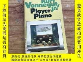 二手書博民逛書店PLAYER罕見PIANO( D43)Y266787 Kurt Vonnegut DELL
