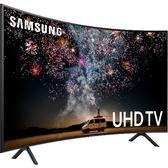 (含標準安裝)三星55吋黃金曲面電視UA55RU7300WXZW