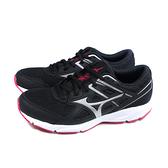 美津濃 Mizuno WAVE SPARK 6 跑鞋 運動鞋 黑色 女鞋 K1GA210404 no141