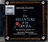 【停看聽音響唱片】【SACD】 歌劇魅影 HIGHLIGHTS FROM THE PHANTOM OF THE OPERA