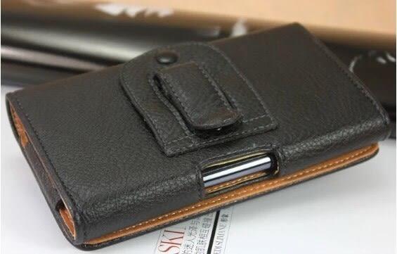 【CHENY】5.0吋 腰掛橫皮皮套 手機皮套 磁吸皮套 掀蓋式皮套