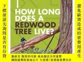 二手書博民逛書店How罕見Long Does a Redwood Tree Li