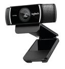 【現貨】Logitech 羅技 C922 PRO STREAM WEBCAM 1080P 可換背景 卡爾蔡司光學鏡頭 內建雙麥克風