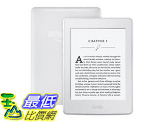 [美國直購] 電子書閱讀器 Kindle Paperwhite E-reader White 6寸 High-Resolution Display (300 ppi) with Built-in Light