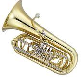 【金聲樂器】JUPITER 低音號 JTU 1140 轉閥低音號3/4 JCB 780L