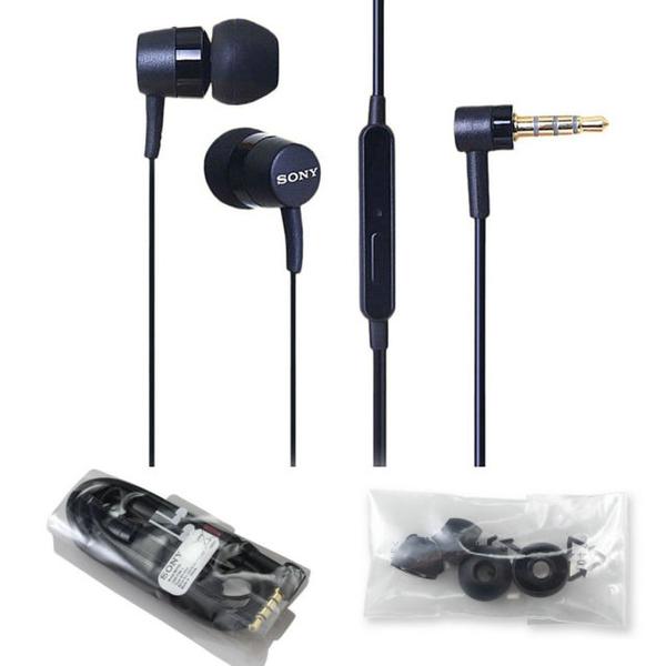 SONY XPERIA專用 裸裝耳機 MH750 3.5mm入耳式耳機 手機配件 線控耳機 耳塞式 (清倉處理)