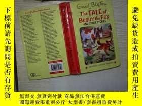 二手書博民逛書店THE罕見TALE OF BUSHY THE FOX(02)Y1
