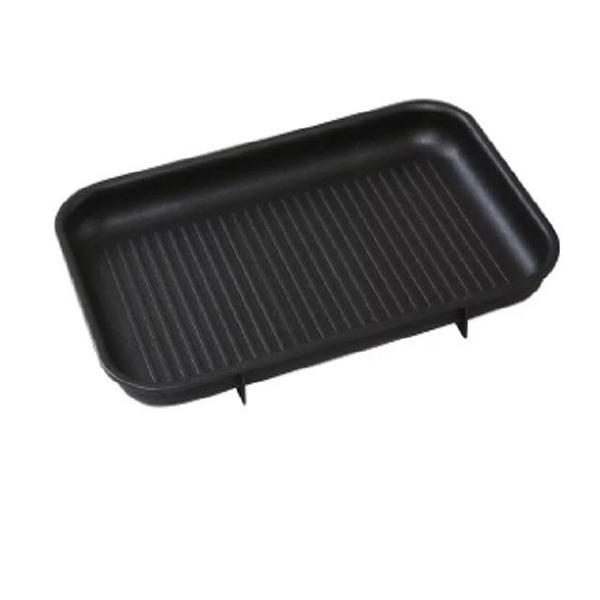 【南紡購物中心】日本 BRUNO BOE021-GRILL 燒烤波紋煎盤 電烤盤專用配件