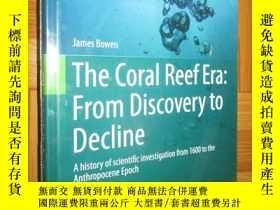 二手書博民逛書店The罕見coral reef era: from discov