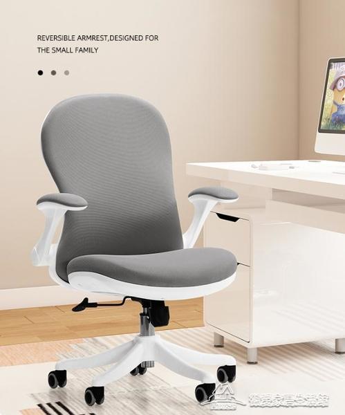 人體工學椅 人體工學電腦椅寫字學習椅轉椅升降書桌椅辦公椅子【快速出貨】