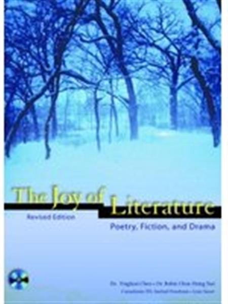(二手書)The Joy of Literature Poetry, Fiction and Drama (Revised Edition..