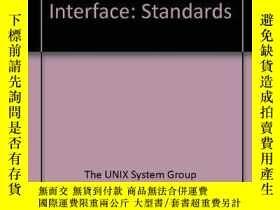 二手書博民逛書店System罕見V Application Binary InterfaceY256260 Unix Syst
