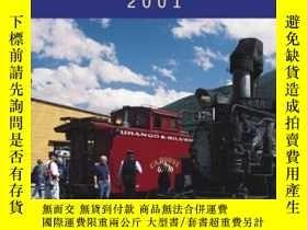 二手書博民逛書店Guide罕見to Tourist Railroads and Museums 2001 (Tourist Tra