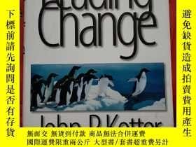 二手書博民逛書店Leading罕見Change (精裝)Y185017 John