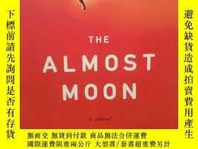 二手書博民逛書店艾麗斯·希伯德罕見The Almost Moon by Alic