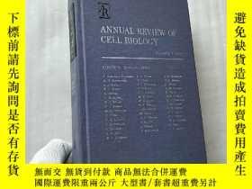 二手書博民逛書店ANNUAL罕見REVIEW OF CELL BIOLOGY V