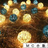聖誕節飾品-led彩燈閃燈串燈滿天星圣誕裝飾 MG小象