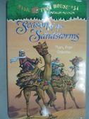 【書寶二手書T2/原文小說_GSX】Season of the Sandstorms_Mary Pope Osborne