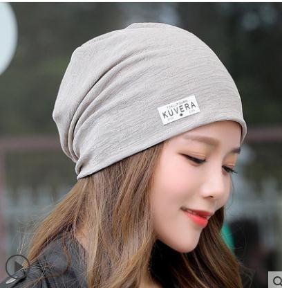 月子帽帽子女春夏季薄款透氣化療帽女薄光頭睡帽孕婦月子帽中老年包頭帽 衣間迷你屋