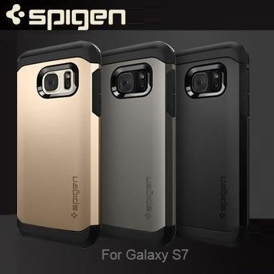 Spigen SAMSUNG Galaxy S7 G930F Tough Armor 保護殼 保護套