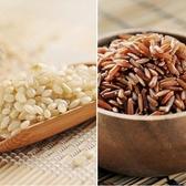 【南紡購物中心】紅藜阿祖.紅藜米輕鬆包 胚芽米x3+紅米x3(300g/包,共6包)
