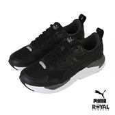Puma X-ray 黑色 網布 運動休閒鞋 女款 NO.J0476【新竹皇家 37439301】