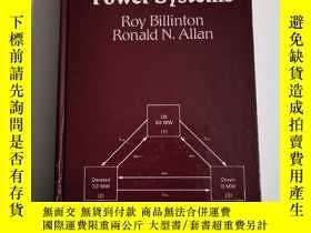 二手書博民逛書店Reliability罕見Evaluation of Power SystemsY201150 Roy Bil