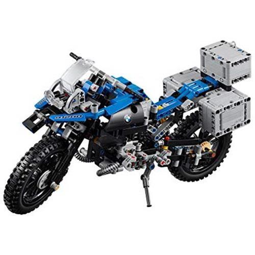 LEGO 樂高 Technic BMW R 1200 GS Adventure 42063 Advanced Building Toy